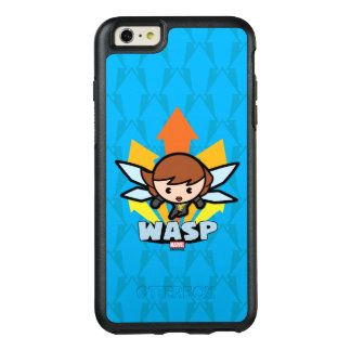 Kawaii Wasp Flying OtterBox iPhone 6/6s Plus Case
