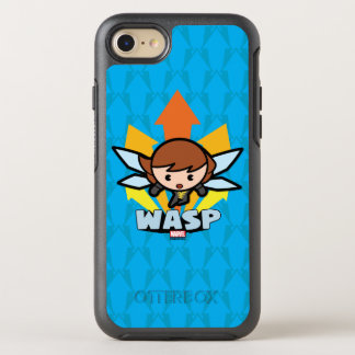 Kawaii Wasp Flying OtterBox Symmetry iPhone 8/7 Case