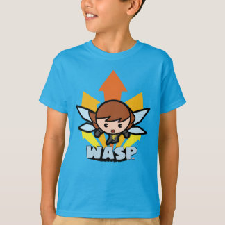 Kawaii Wasp Flying T-Shirt