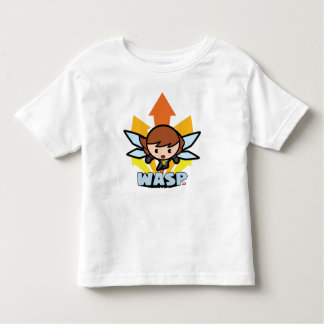 Kawaii Wasp Flying Toddler T-shirt