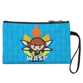 Kawaii Wasp Flying Wristlet