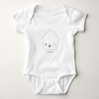 Kawaii White Pentagon Shirt