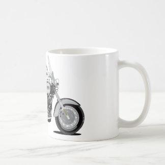 Kawasaki Vulcan Classic White Coffee Mug