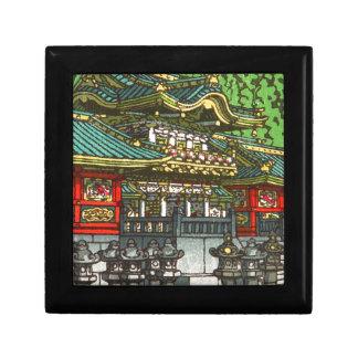 Kawase Hasui 川瀬 巴水: Toshogu Shrine in Nikko Gift Box
