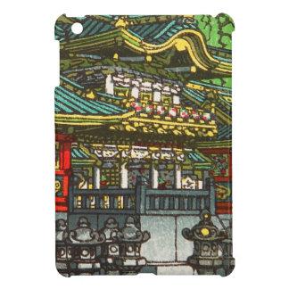 Kawase Hasui 川瀬 巴水: Toshogu Shrine in Nikko iPad Mini Case