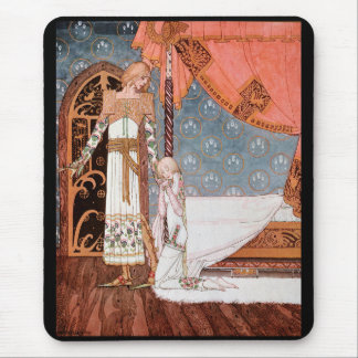 Kay Nielsen and East of the Sun&West of the Moon Mouse Pad
