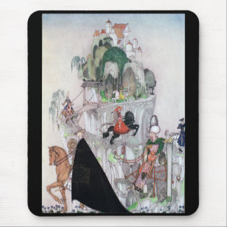Kay Nielsen, East of the Sun & West of the Moon Mouse Pad