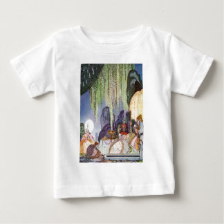 Kay Nielsen's Cinderella at the Ball Baby T-Shirt