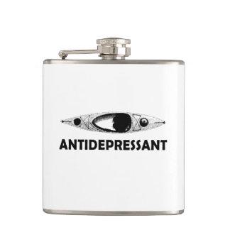 Kayak Antidepressant Hip Flask