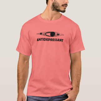Kayak Antidepressant T-Shirt