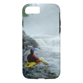 Kayak at Dragons Tooth Rapid West River Phone Case