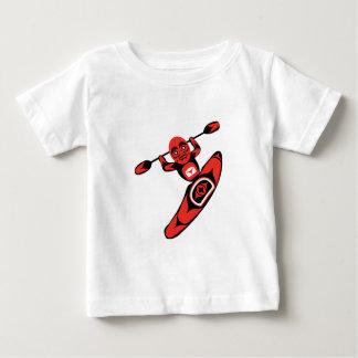 Kayak Country Baby T-Shirt
