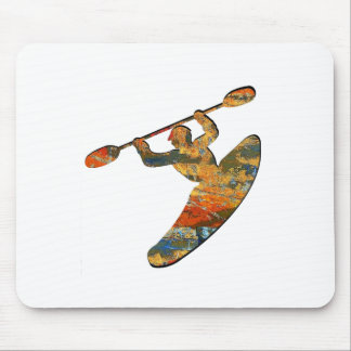 Kayak Country Mouse Pad