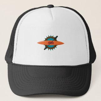 KAYAK DESIGN TRUCKER HAT