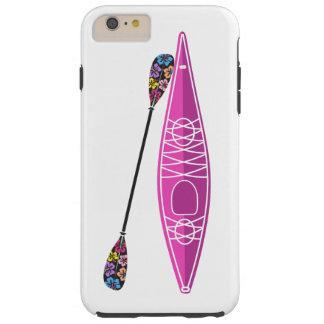 Kayak Girl iPhone / iPad case