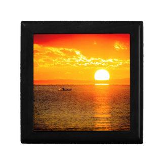 Kayak into the Sunrise Gift Box