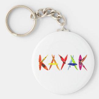 kayak Keychain
