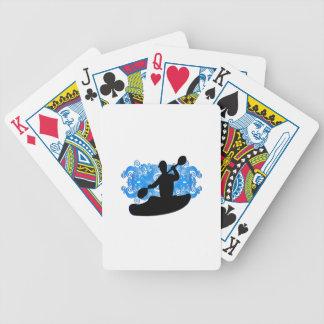 Kayak Rush Bicycle Playing Cards