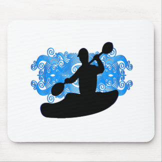Kayak Rush Mouse Pad