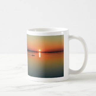 Kayak Sunset Mug