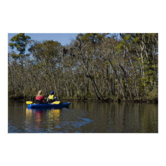 Kayak Trip Print