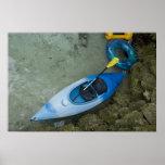 Kayak & Tube Print