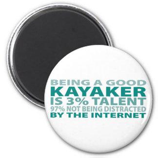 Kayaker 3% Talent Magnet