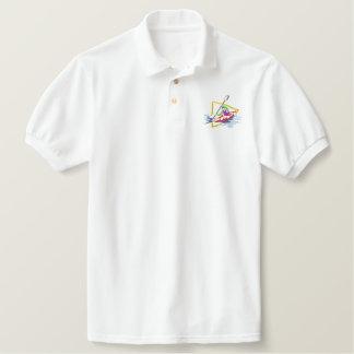 Kayaker Logo Polo Shirts