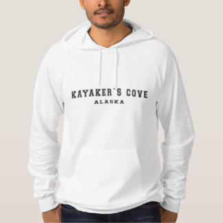 Kayaker's Cove Alaska Hoodie