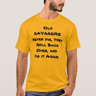 kayakers funny teeshirt T-Shirt