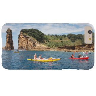 Kayaking in Azores Barely There iPhone 6 Plus Case