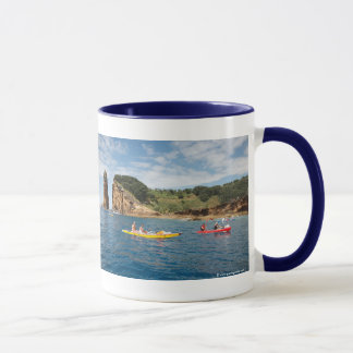 Kayaking in Azores Mug