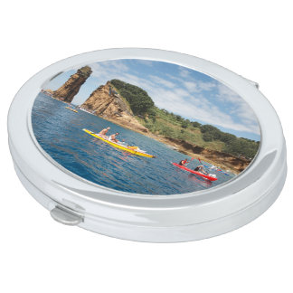Kayaking in Azores Travel Mirror