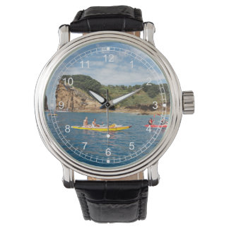 Kayaking in Azores Wrist Watches