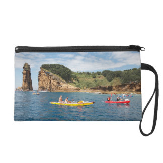 Kayaking in Azores Wristlet