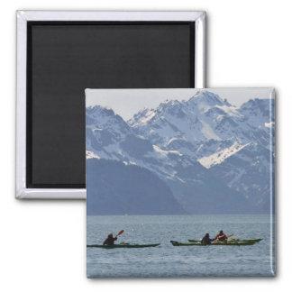 Kayaking on Resurrection Bay Magnet