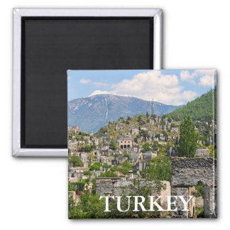 Kayakoy, TURKEY Magnet