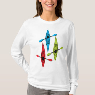 Kayaks for her T-Shirt