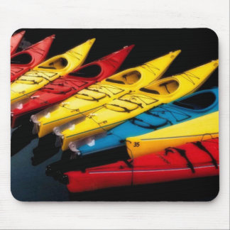Kayaks Mouse Pad