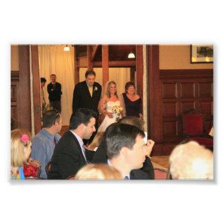 KAYE-HOLDEN WEDDING: DAD, LAURIE, MOM ART PHOTO