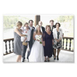KAYE-HOLDEN WEDDING: LAURIE & THE KAYE FAMILY PHOTO