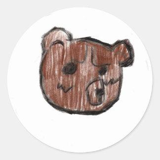 Kaylee: Circle Sticker
