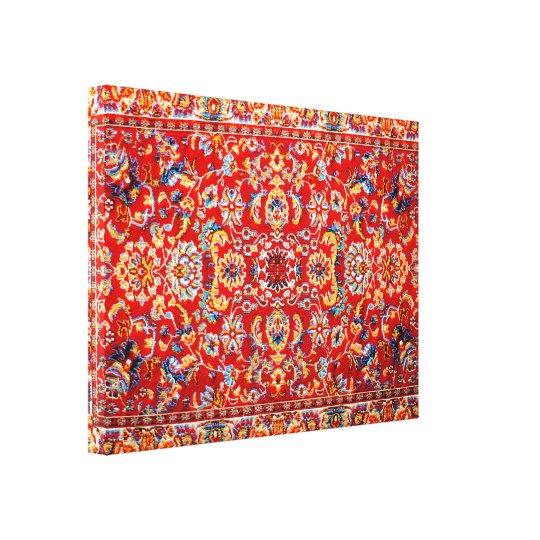 Kayseri Style Weaving 2017 Canvas Print