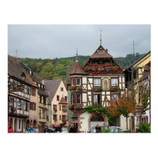Kaysersberg - postcard