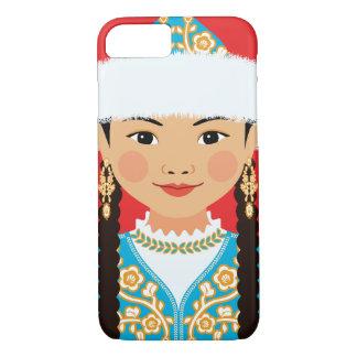 Kazakh Matryoshka Case