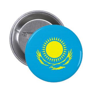 Kazakhstan 2 Inch Round Button