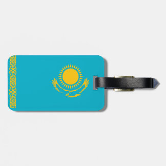 Kazakhstan Bag Tag