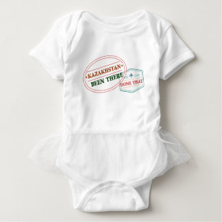 Kazakhstan Been There Done That Baby Bodysuit