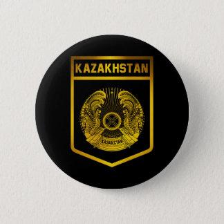 Kazakhstan Emblem 2 Inch Round Button