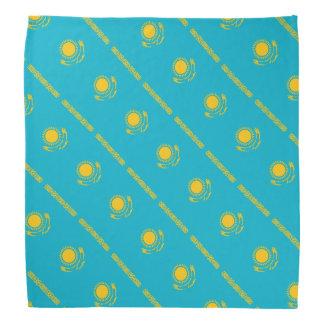 Kazakhstan Flag Bandana